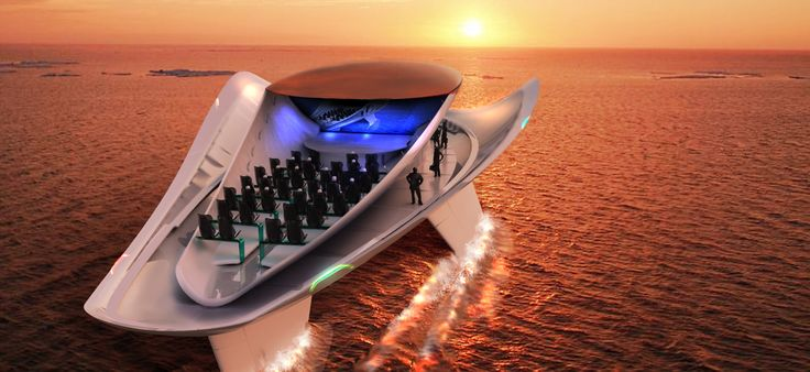 """#Allochroous #Yacht in English means """"color changing"""", a definition that the two #designers have considered perfectly suited to represent their #yacht #design.  ENGL VERSION: http://top-yachtdesign.com/allochroous-time-to-change/ ITA VERSION: http://top-yachtdesign.com/it/allochroous-per-cambiare/"""