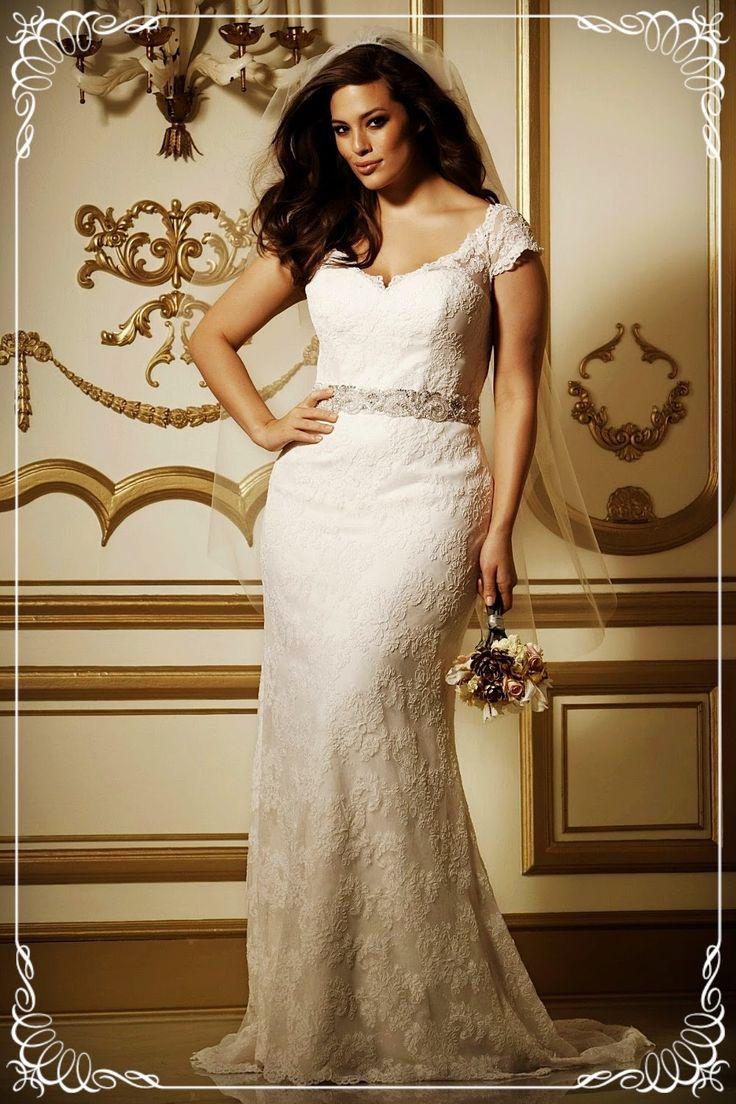 35 Best Plus Size Wedding Dresses Inspirations Weddingyuki