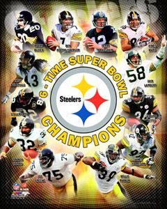 6-Time Super Bowl Champions :)
