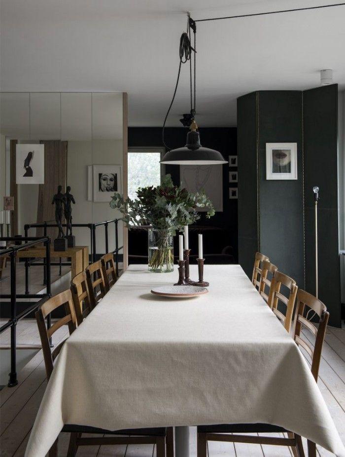 Stockholm-based designer Daniel Östman's home   Res. Mag.