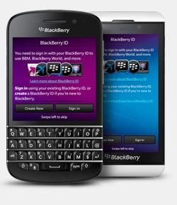 Which one you prefer? #BlackBerryZ10 or #BlackBerryQ10?