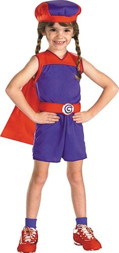Girls Super Why Wonder Red Costume  Halloween  Pinterest -7802