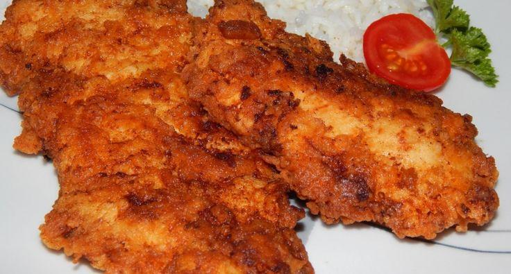 Fokhagymás csirkemell recept