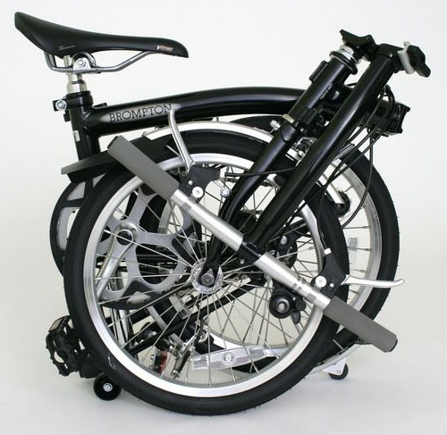 brompton bicycles essay Recumbent bicycles have seats, but conventional upright bicycles have saddles a saddle is intended to carry some, but not all of your weight.