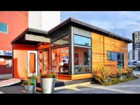 280 best images about tiny homes and houses on pinterest for Prefab backyard homes