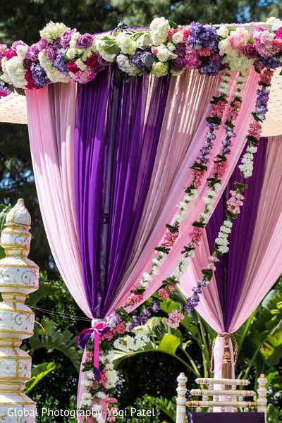Ceremony Decor http://www.maharaniweddings.com/gallery/photo/71060 @sheerromance/pins