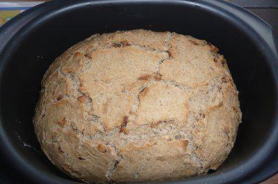 Das perfekte Brot: Mischbrot im Ultra.... gebacken-Rezept mit einfacher Schritt-für-Schritt-Anleitung: Mehl mischen und sieben. Die trockenen Zutaten…