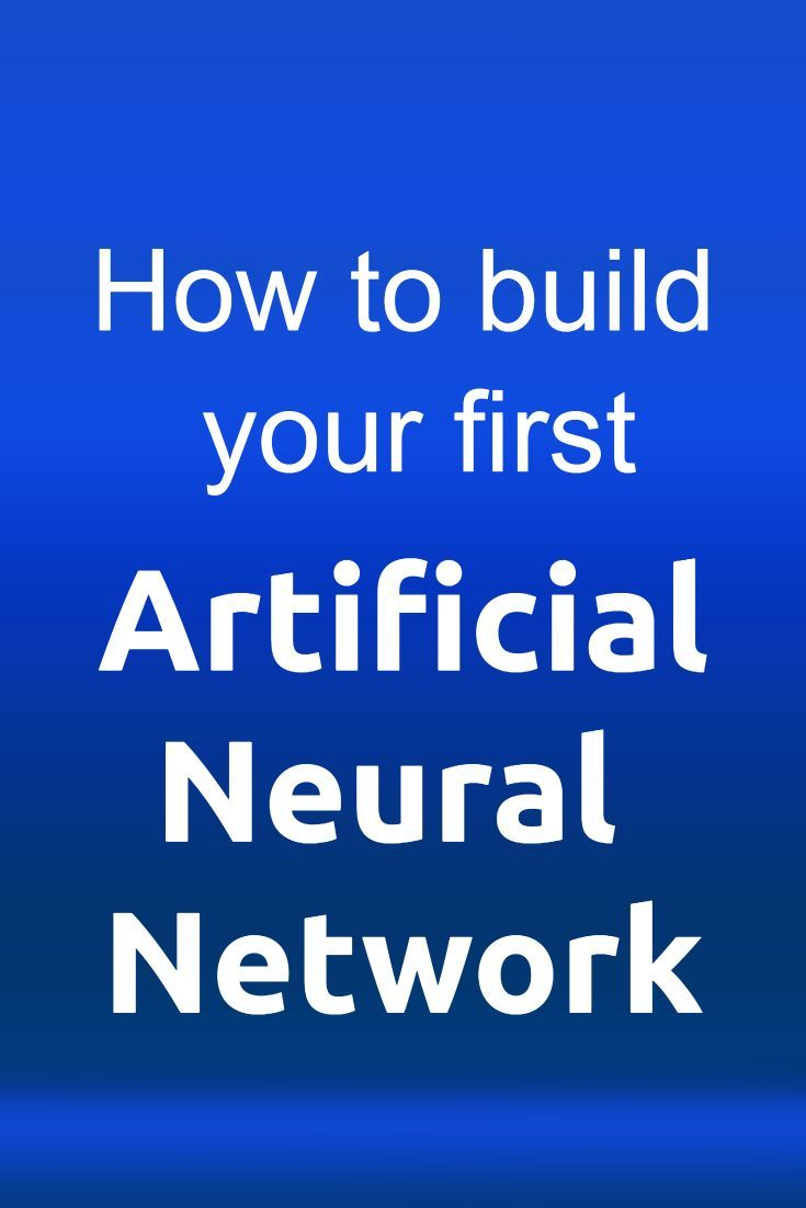 Want to learn how to build your own neural network from