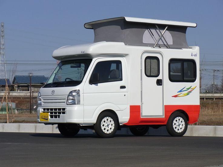 Mini Car Camper