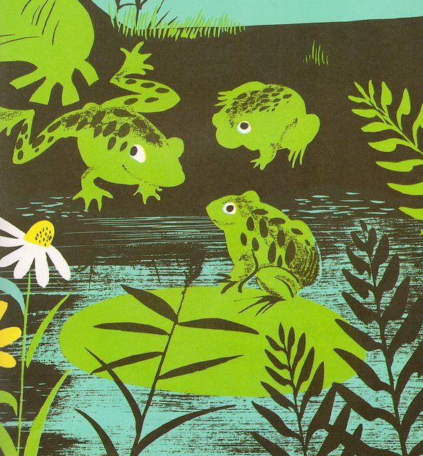 The Summer Noisy Book - illustrated by Leonard Weisgard