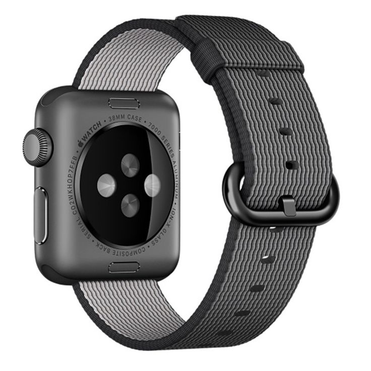 bracelet Woven Nylon Watch Band Fabric Wrist Strap For Apple Watch 38mm 42mm WatchBands New arrival