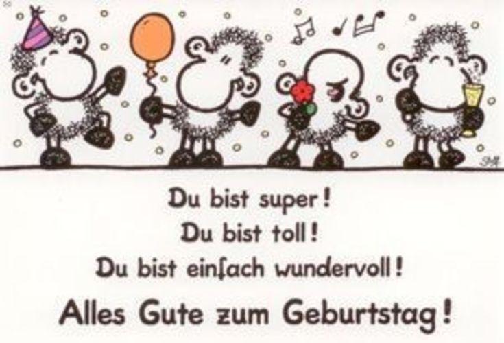 смешные поздравления с днем рождения на немецком снять