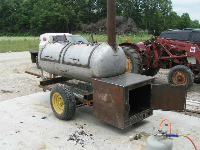 Pin By Levi Bream On Bbq Pits Smoker Trailer Bbq Smoker Trailer Homemade Smoker