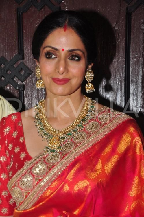 Sridevi, Boney, Sanjay with wife Maheep and other Bollywood celebs spotted at Anil's Karwa Chauth celebrations! | PINKVILLA