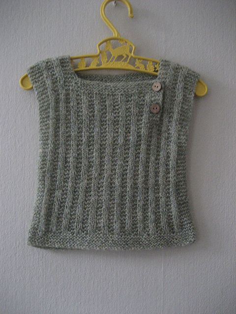 Ravelry: Woollahoo's Willow baby vest                              …