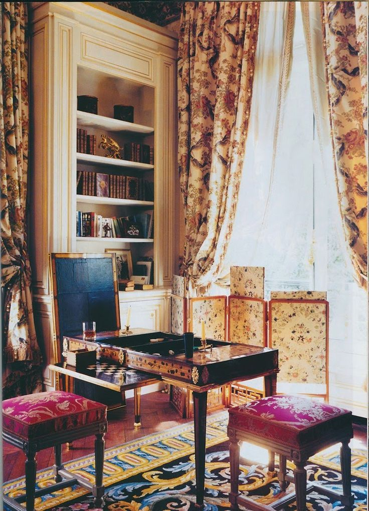 Jacques garcia by michelelyont 35 other ideas to for Decoration jacques garcia