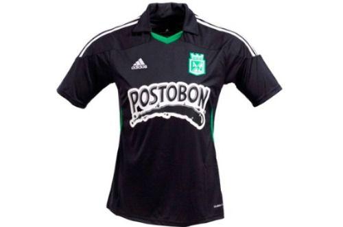 Camiseta Atlético Nacional 2012 Visitante