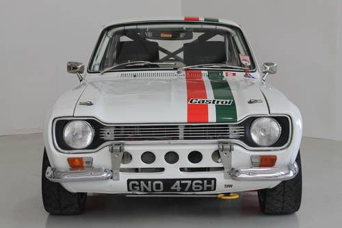Ford Escort RS1600 Rally (1970) (picture 3 of 6)