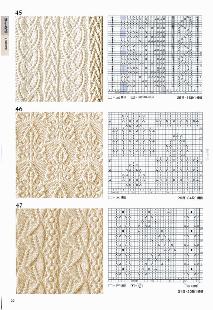 Книга:«Knitting Pattern Book 260 by Hitomi Shida». Обсуждение на LiveInternet…