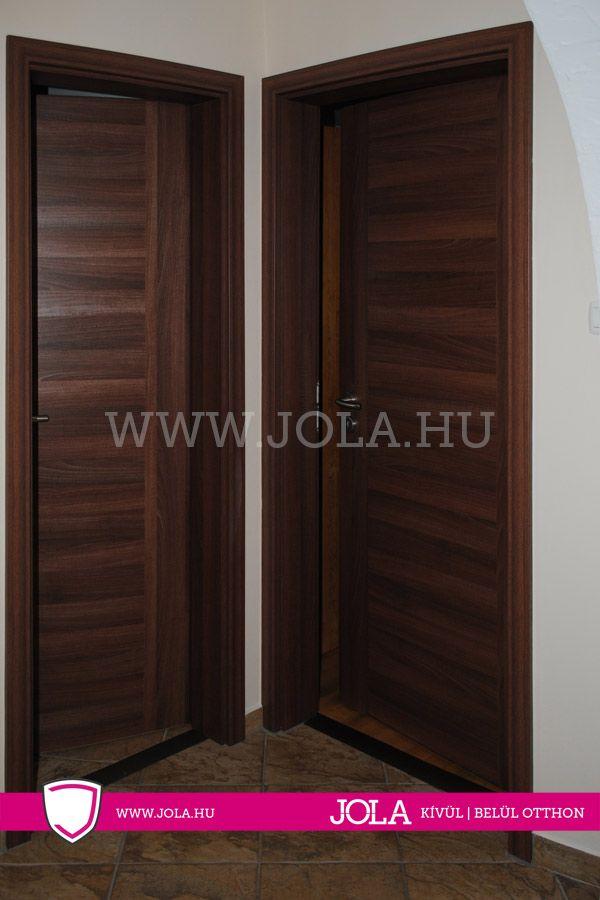 Budakalász cpl intarziás beltéri ajtó