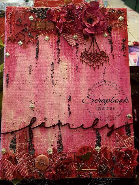 Scrapbook Tendance: Family