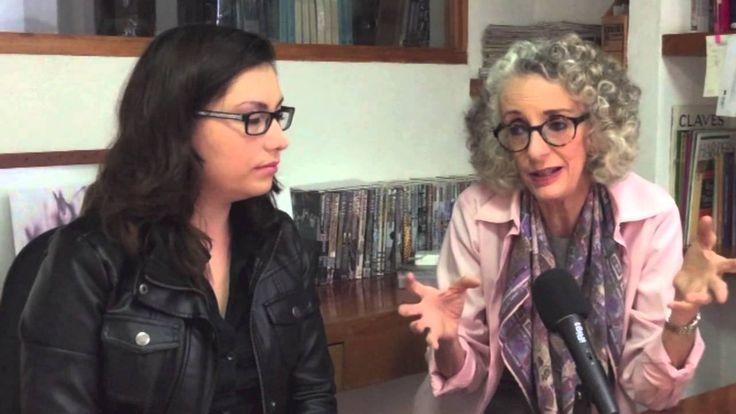 """""""Cuerpo, Sexo y Política"""" Entrevista a Marta Lamas"""