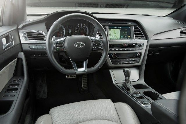 2017 Hyundai Sonata Review, Ratings, Specs, Prices, and Photos - The Car…