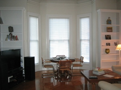 $3200 Util Incl   1100sf   Gorgeous Floor Through One Bedroom Apartment In  Classic Back · One Bedroom ApartmentsBoston1 Bedroom Apartments