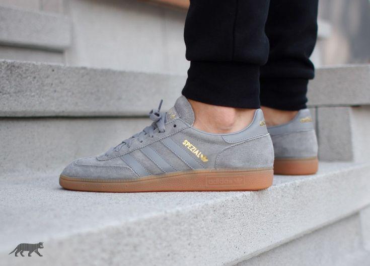 adidas Spezial (CH Solid Grey / CH Solid Grey / Gum)