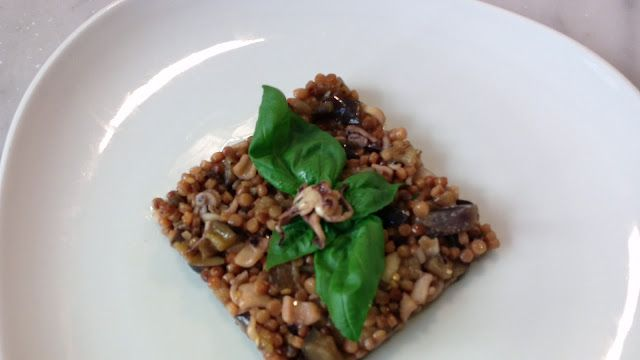 Giglio Cooking School: Variations on Fregula