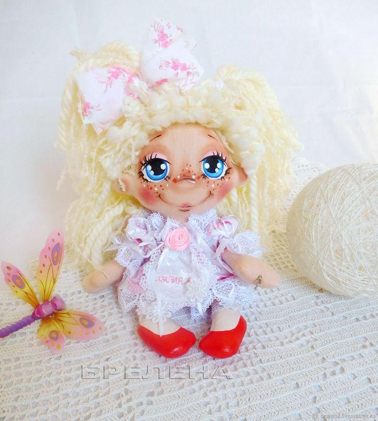 Купить Кукла Азалия.Текстильная интерьерная кукла в интернет магазине на Ярмарке Мастеров