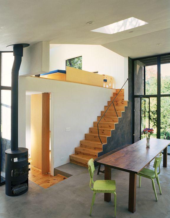 Little Tesseract House | Steven Holl Architects | Photo: Bilyana Dimitrova | Archinect
