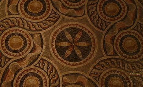 Zeugma mosaic