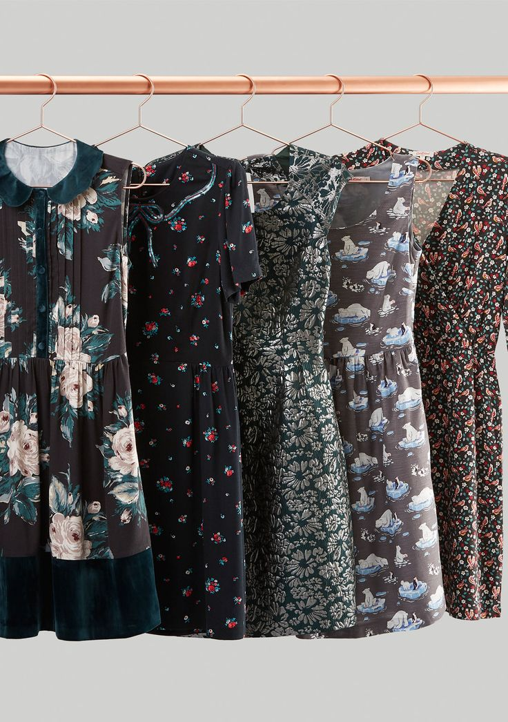 We have fantastic prints you will love this season. Cath Kidston dresses have you covered for the festive period.