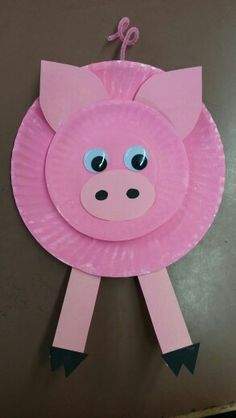 Image result for paper plate preschool crafts