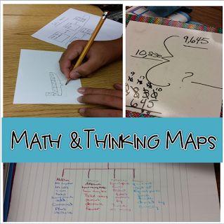 Math and Thinking Maps (4th Grade Frolics)