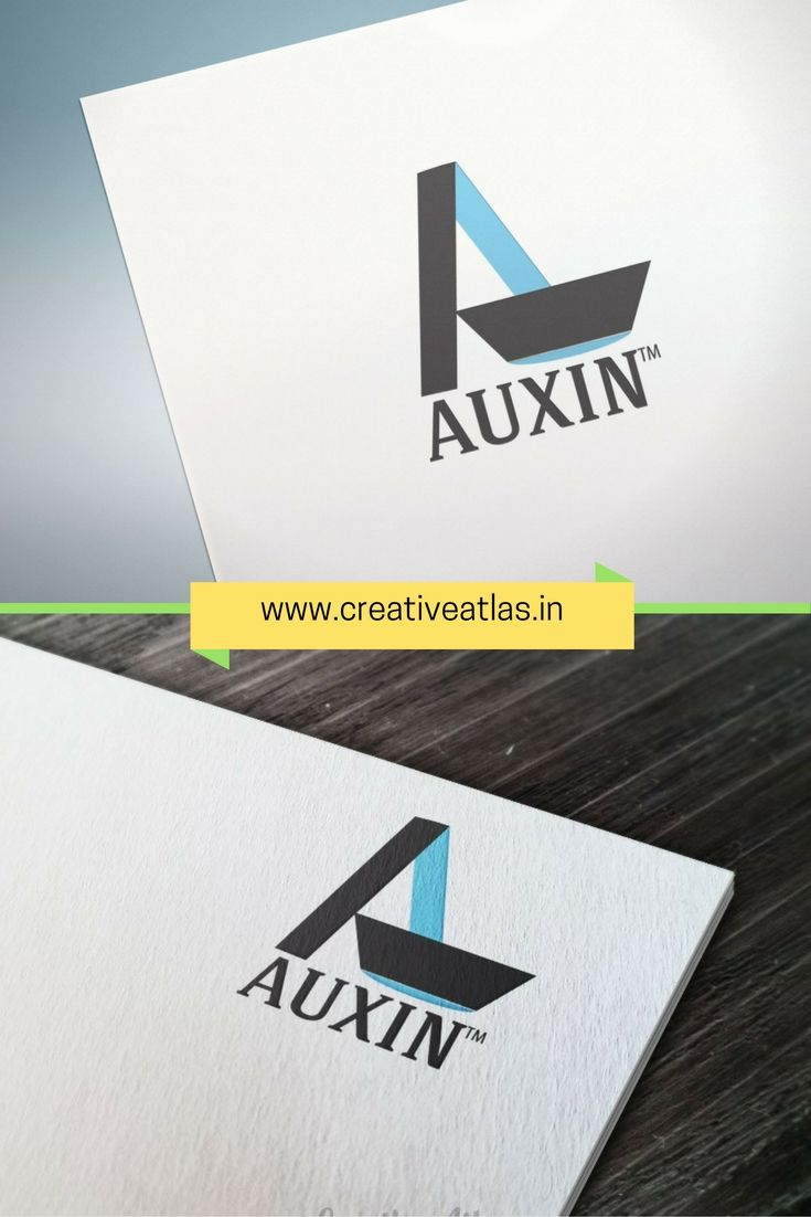 Logo Design Services for Auxin Shipping | To hire our logo design services email us at <info@creativeatlas.in> | Logo Designer | Logo Design Branding | Branding services | Business Branding | Corporate branding design | brand identity designer | Business logo design | logo design company | Company logo design | Branding identity | Branding Design |