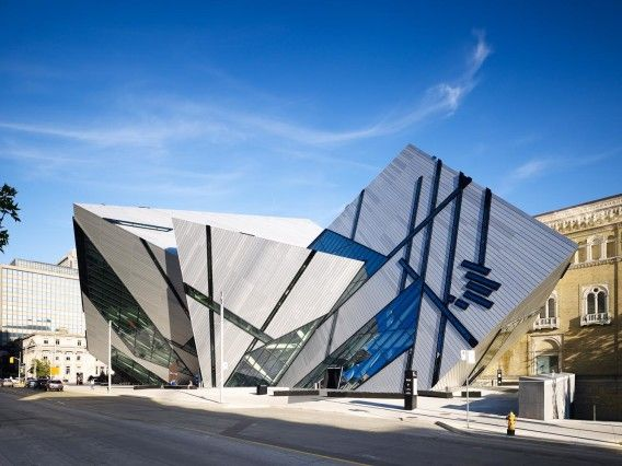 Top 12 unusual buildings around the world royal ontario for Unique architecture around the world