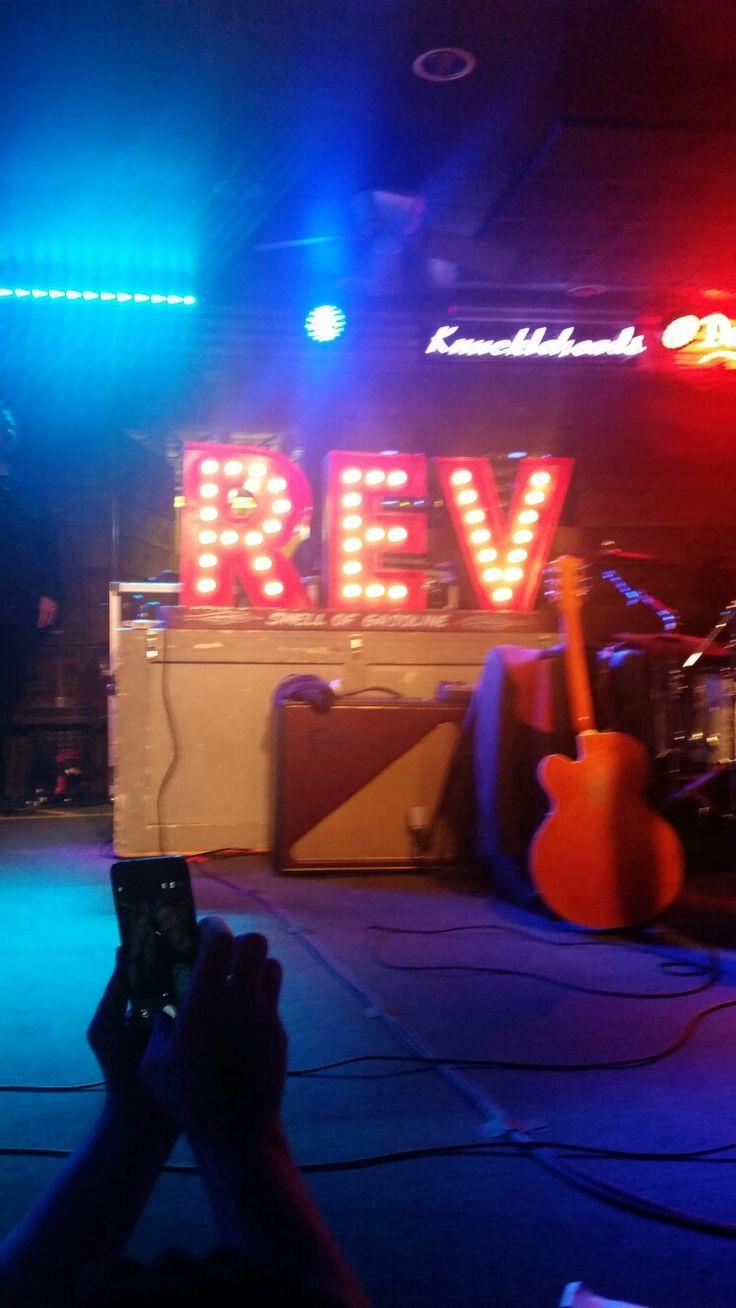 Reverend Horton Heat @knuckleheads