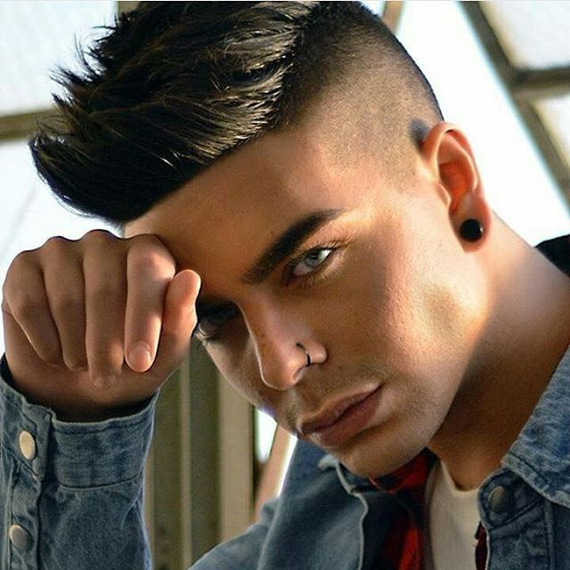 8 Best Hairstyles Images On Pinterest Celebrity Hairstyles Mens