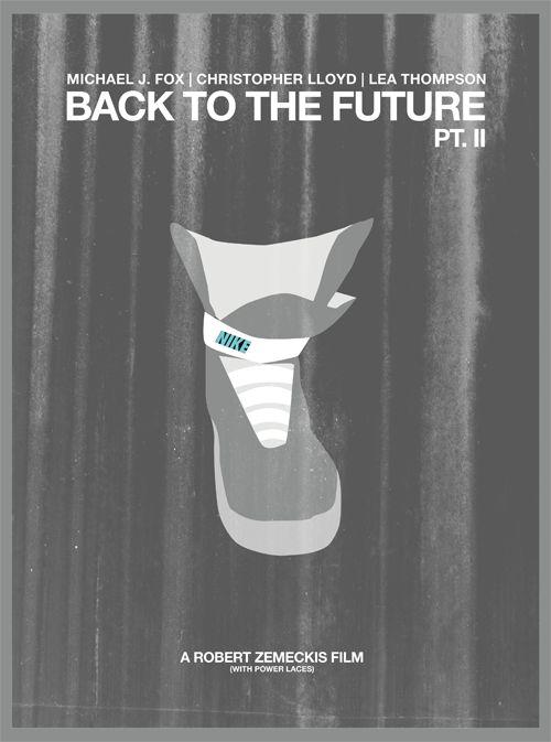 back to the future 2 nike bag