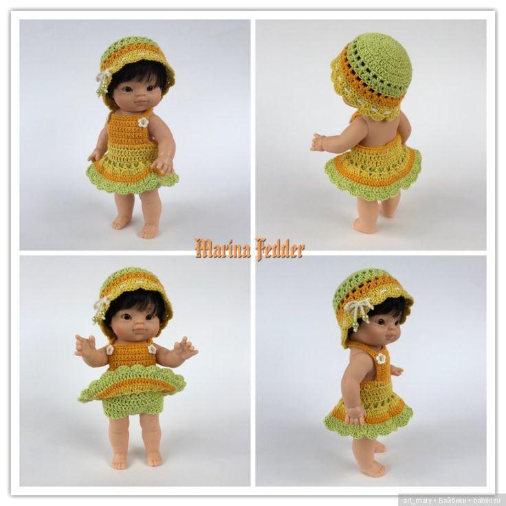 Хороша песочница — уходить не хочется / Мастер-классы, творческая мастерская: уроки, схемы, выкройки для кукол / Бэйбики. Куклы фото. Одежда для кукол