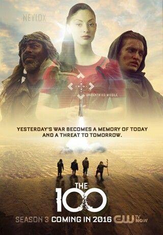 The 100 3° Temporada HDTV – 720p Legendado Torrent (2015) Download