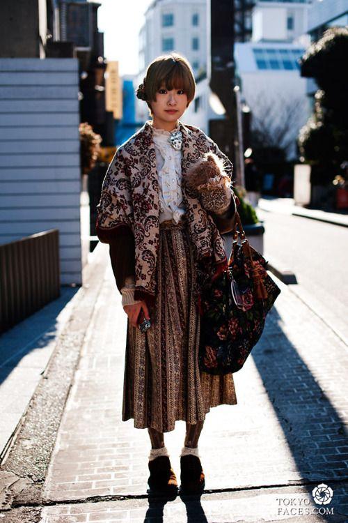 Brain Magazine - Reportages - Mode japonaise: les nouvelles tribus