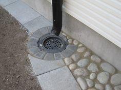 Pihakivetystä betonilaatalla