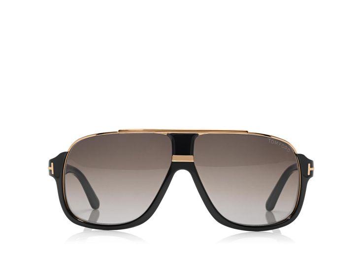 Elliot Square Sunglasses | Shop Tom Ford Online Store