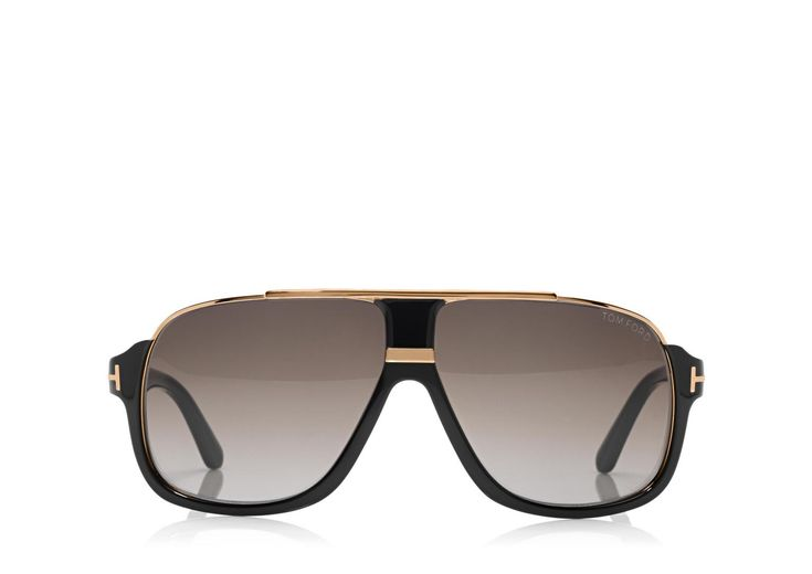 Elliot Square Sunglasses | Shop Tom Ford Online Store