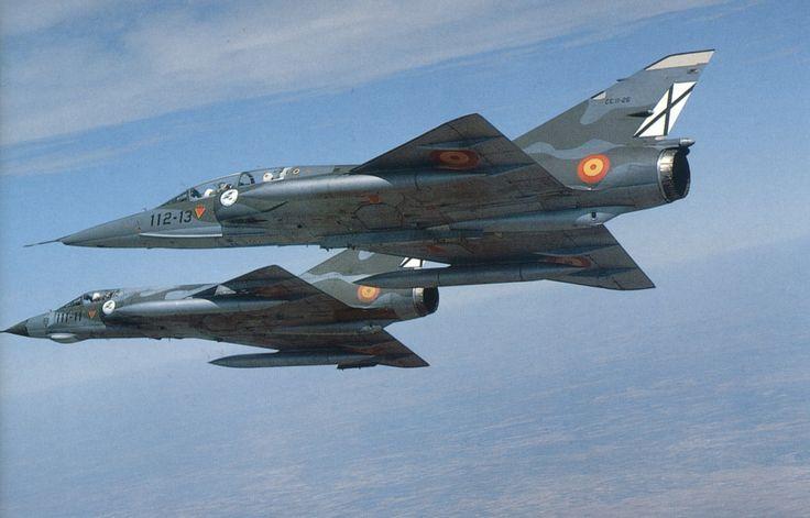 MIRAGE III  ALA 11 SPANISH AIR FORCE