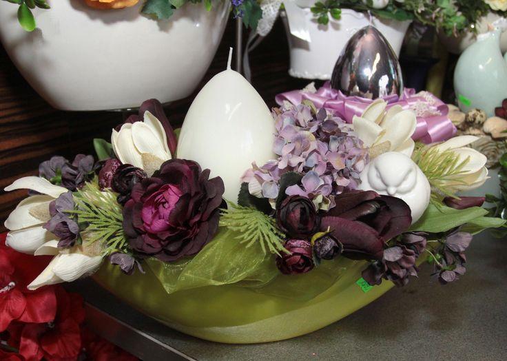 Dom pięknie przystrojony na Wielkanoc (ZDJĘCIA)