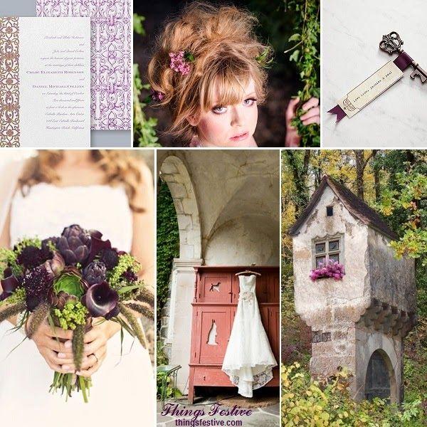 Fairy Tale Wedding Inspiration: Rapunzel  #wedding #fairytalewedding #disneywedding #rapunzelwedding #rapunzel